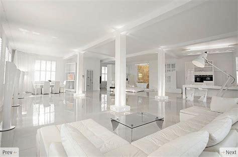 all white interiors design dilemma monochromatic rooms