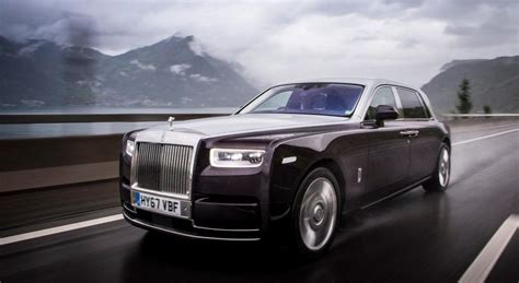 Roll Royce Phantom by Rolls Royce Phantom Viii Driving The World S Quietest Car