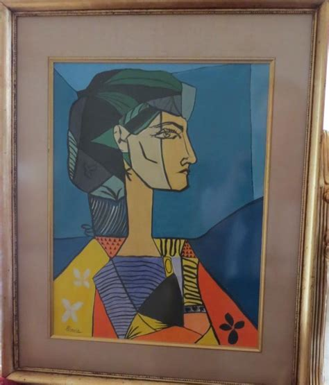 real pablo picasso paintings for sale pablo picasso attrib watercolor 19 5 quot x 15 quot excellent