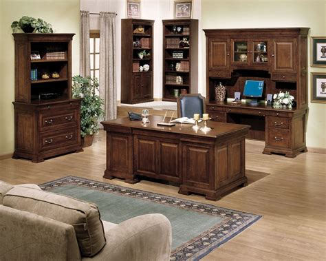 designer home office furniture rustic theme of office furniture which is