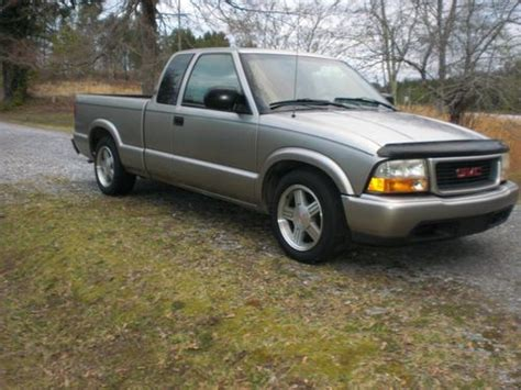 auto air conditioning repair 2000 gmc sonoma parking system sell used 2000 gmc sonoma sls v 6 vortec 4 3l extended cab pickup 3 door in buchanan georgia