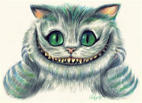 cheshire cats painting animal pics favourites by camaro dave on deviantart