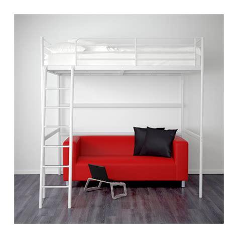 ikea white bunk beds troms 214 loft bed frame white 140x200 cm ikea