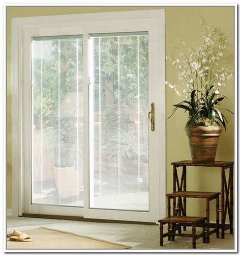 blinds sliding patio doors sliding patio door blinds barn and patio doors