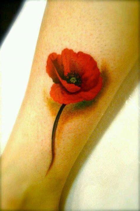 watercolor tattoos poppy ideas yo tattoo