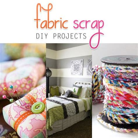 small craft projects with fabric 86 best images about scrap fabric projects on