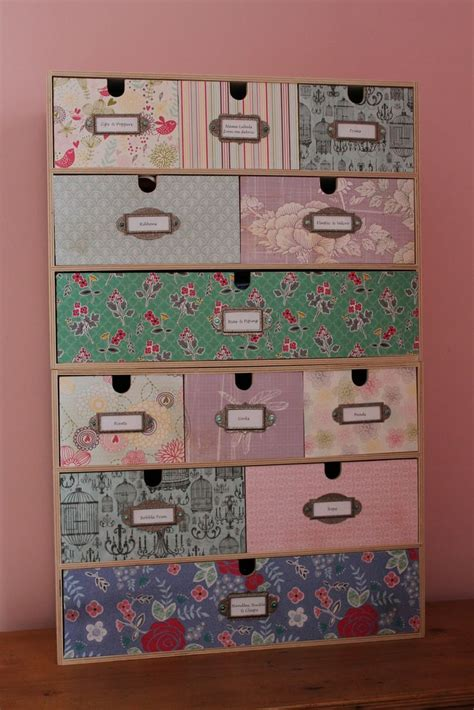 ikea craft paper if you are buying storage anyway why not make it into a