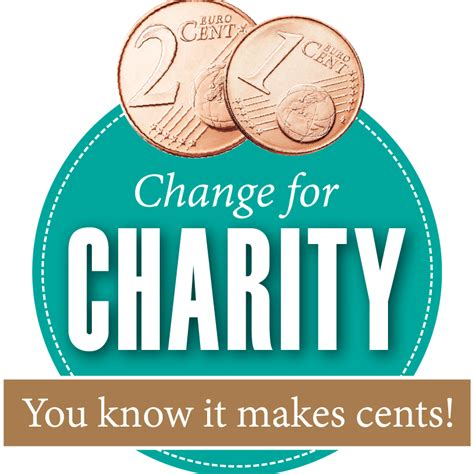 for charity change for charity cforcharity