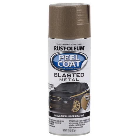 spray paint peel rust oleum specialty 11 oz metallic gold spray paint