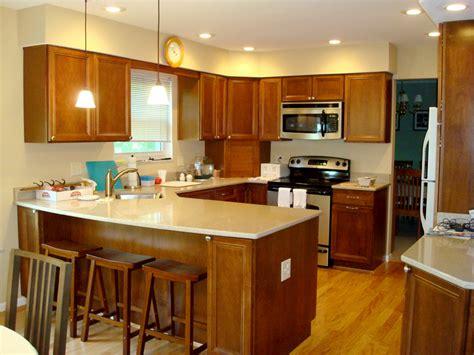 kitchen design with peninsula small kitchen with peninsula