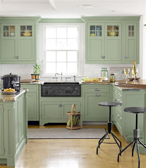 green kitchen furniture top pins of the week green kitchen cabinets