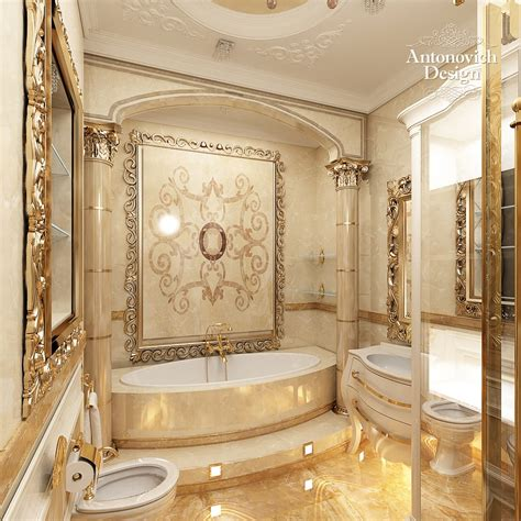 bathrooms designs pictures luxury house project by antonovich design