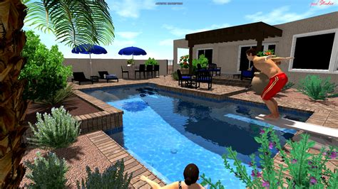 cool pool houses cool pools contracting tucson