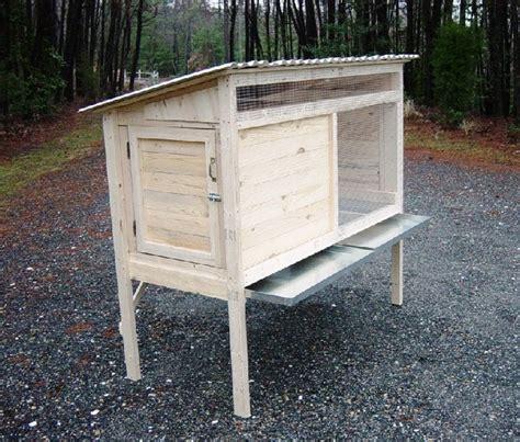 rabbit woodworking shelf diy build a rabbit hutch wooden