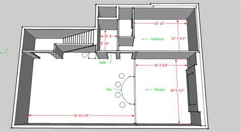 basement layouts basement layout ideas for small spaces your home