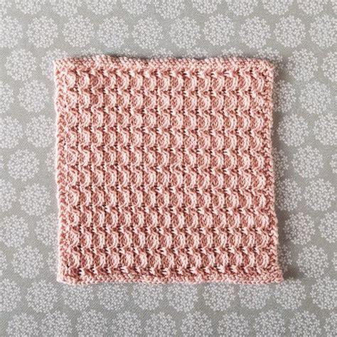 crochet knitting zig zag dishcloth knitting patterns and crochet patterns