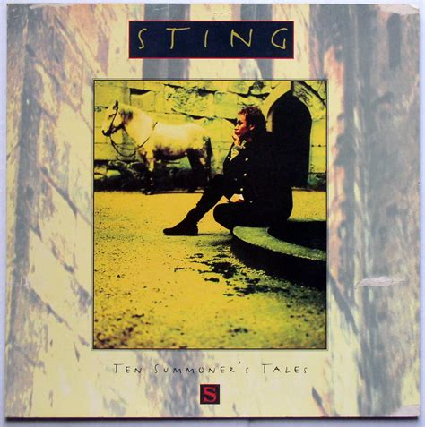 rubber sting magazines sting ten summoner s tales 1993 promotional flat