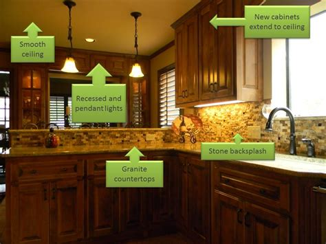 updated kitchens laurensthoughts elements of an updated kitchen remodel san antonio