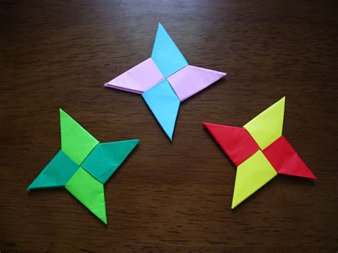 make paper crafts katakoto origami how to make origami syuriken