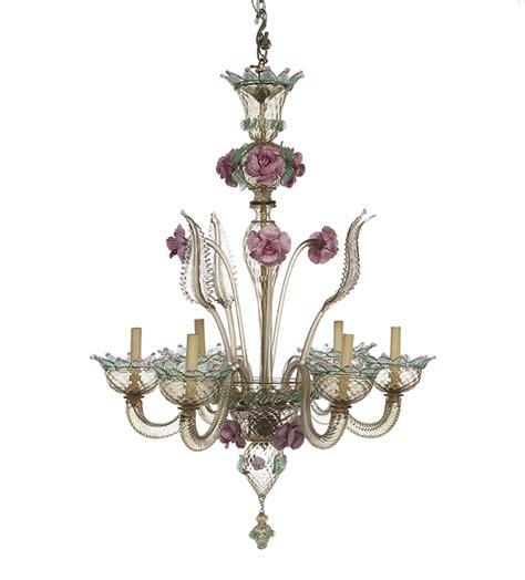 blown chandelier venetian murano blown glass chandelier