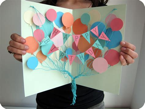 cool birthday cards to make accessories just about the coolest diy birthday