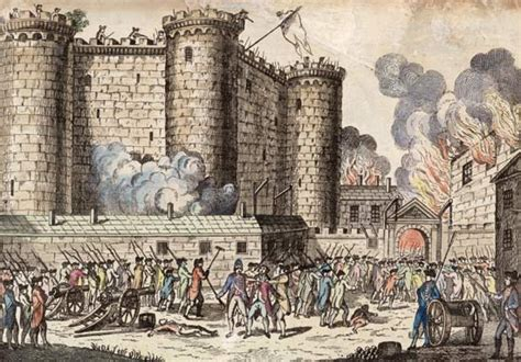 the day of revolution revolution storming the bastille 1789