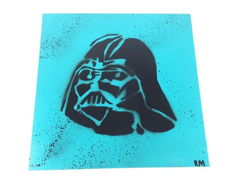 spray paint with stencils spray paint stencil on canvas covered board by