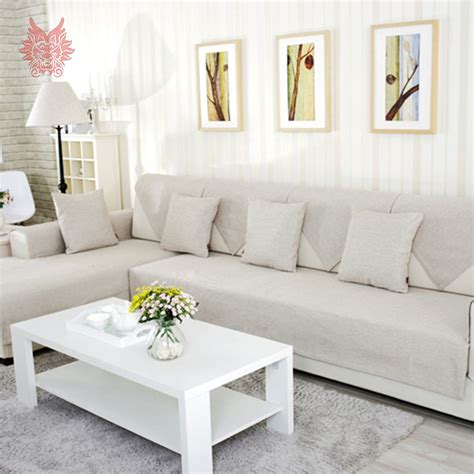 linen slipcovers for sofas get cheap beige sectional sofa aliexpress