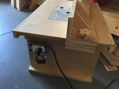 best router woodworking bench top router table by supercubber lumberjocks