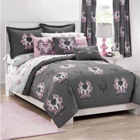 pink and grey bed sets skull bedding sets webnuggetz