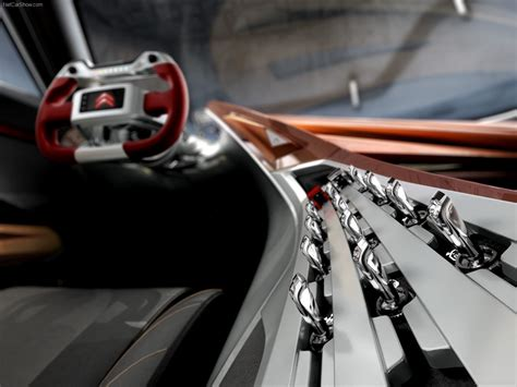 Citroen Gt Interior by Citroen Gt Concept 2008 Picture 35 1600x1200