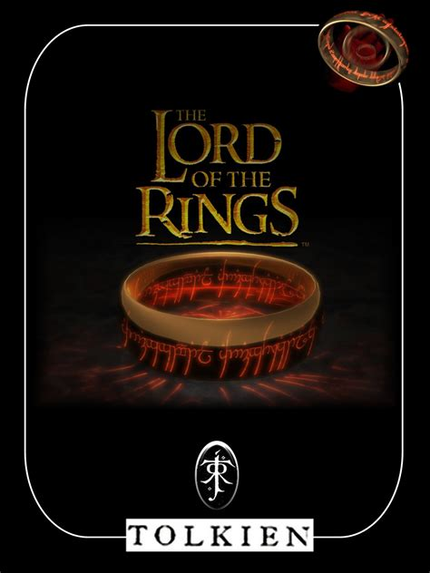 lord of the rings picture book books tgif 35