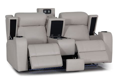 2 seater leather recliner sofa marina 2 seater leather recliner sofa by synargy harvey
