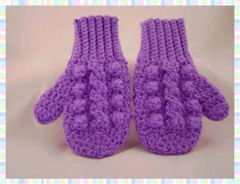 children s mitten knitting pattern you to see child s crochet cable mitten on craftsy