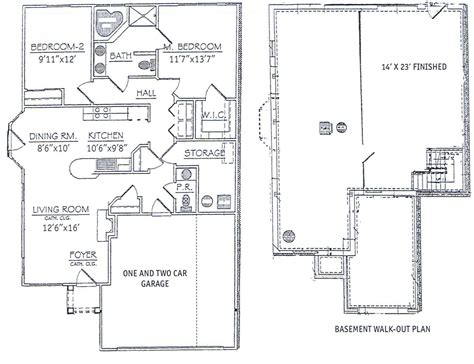 townhome floor plan zspmed of townhome floor plans