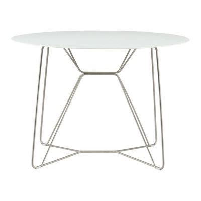 Table En Bois Blanc 4058 by Un Dosseret De Cuisine Tendance Et Moderne En M 233 Tal