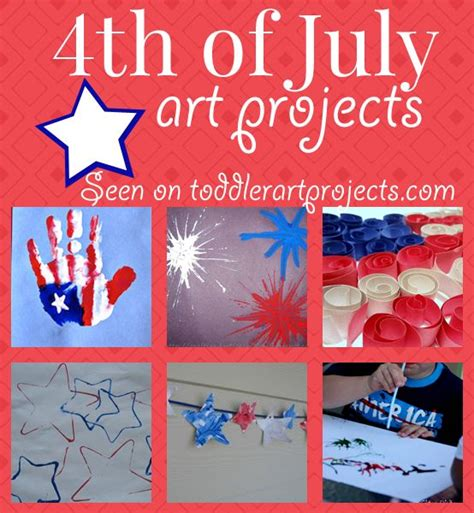 fourth of july craft ideas for 4th of july projects for toddlers patriotic
