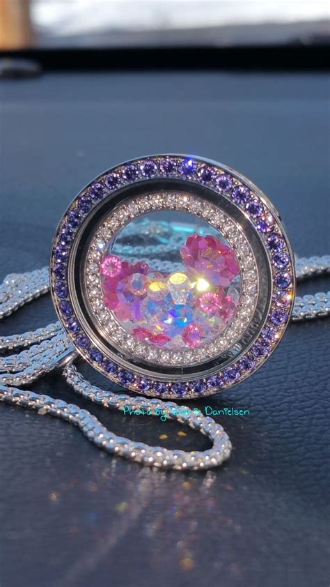 origami owl large silver locket with crystals 1000 images about origami owl on swarovski