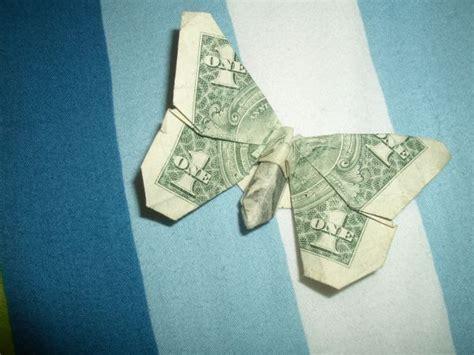 origami butterfly dollar bill dollar bill origami butterfly