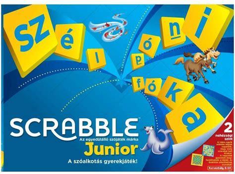 scrabble jr v 225 s 225 rl 225 s mattel scrabble junior t 225 rsasj 225 t 233 k 225 rak