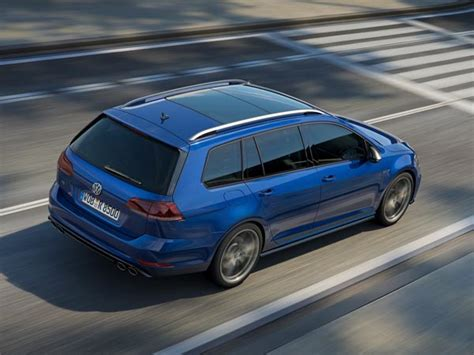 2017 volkswagen golf r revealed the most powerful
