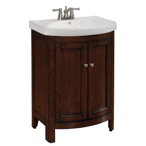 bathroom vanity with top shop allen roth moravia integrated single sink