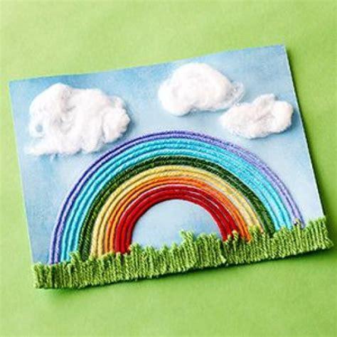yarn craft for diy crafts simple pretty yarn craft ideas for