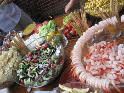 backyard wedding food ideas our 4000 backyard wedding house