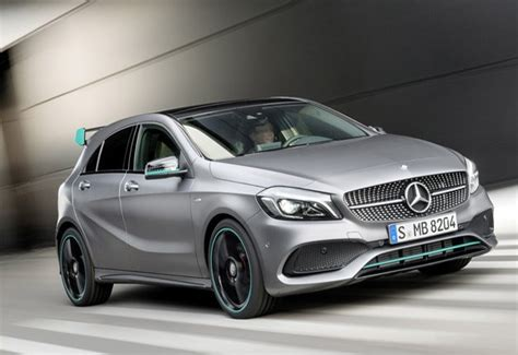 Mercedes New Models by Merc S Refreshed A Class Headed For Sa Wheels24