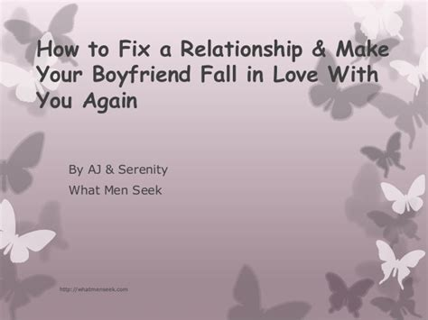 to make for your boyfriend how to fix a relationship make your boyfriend fall in