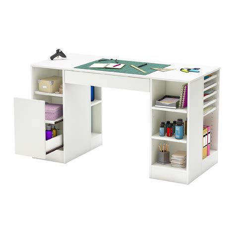 craft desk for arts and crafts desks tables and carts