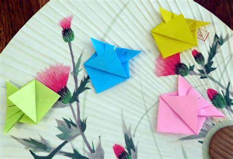 tropical fish origami origami fish