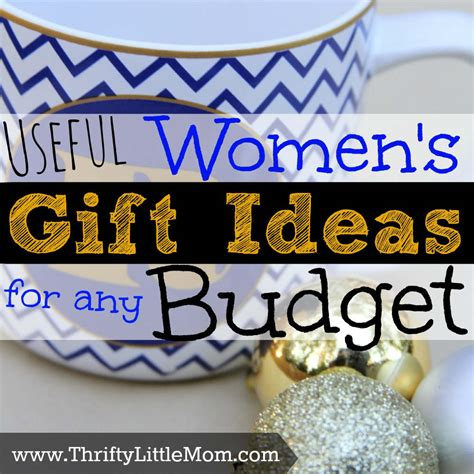 womans gifts useful s gift ideas for any budget 187 thrifty