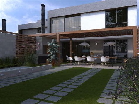 dise o de jardines peque os para casas 142 modelos de patios para casas dise o de jardines